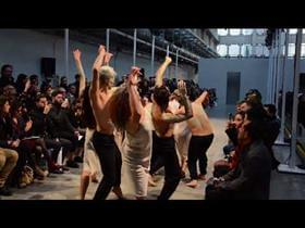 preview video Milano Fashion Week Uomo: Isabel Benenato Runway
